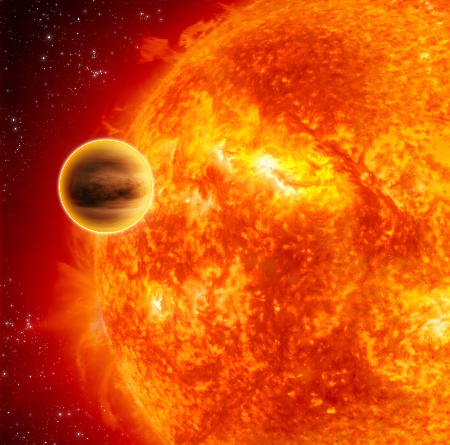 planets surrounding the sun - 847×839
